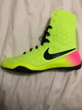 Men's Nike Ko Sports Boxing Shoes Boots New Size 11
