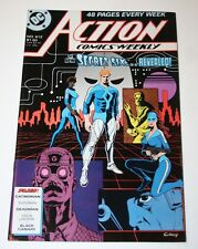 Action Comics Weekly featuring the Secret Six Issue #612 August 1988