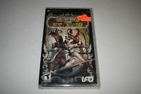 Warriors of the Lost Empire Sony Playstation PSP Video Game New Sealed