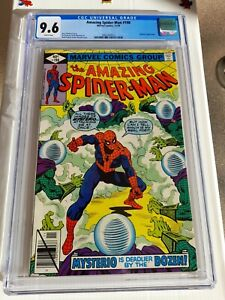 Amazing Spider-Man #198 CGC 9.6 NM+ White Pages Mysterio Appearance