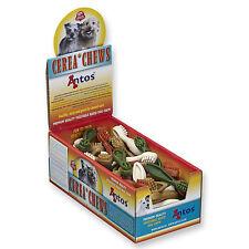 Antos CEREA Mini Spazzolino da denti 11cm (confezione da 60) ora senza glutine