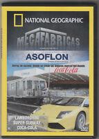 National Geographic: Megafabricas Vol. 3 (DVD) ASOFLON Promotion