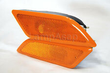 Side Marker Parking Light Lamp One Pair for 2012 Mercedes Benz C200 C250 C300