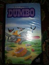Disney Dumbo RARE (VHS) (Black Diamond Edition)