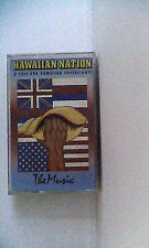 Hawaiian Nation A Call For Hawaiian Sovereignty The Music - New Sealed Cassette