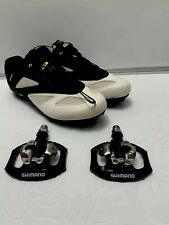 Mavic Crossmax Ultimate  Shoe, Size 9, Good Condition With Clip-in Pedal.