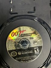 James Bond 007: Everything or Nothing Game for Nintendo GameCube - Disc Only