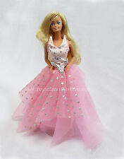 Vintage Mattel Barbie Doll Superstar Movie Star w/ Stars In her Eyes 1988