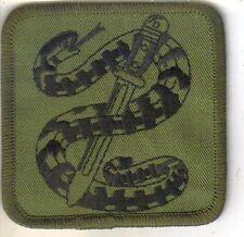 ROYAL AIR FORCE  REGIMENT 15 squadron DZ/TRF patch