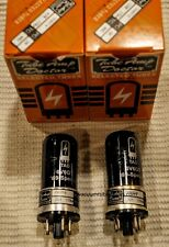 NEW Tube Amp Doctor TAD 6V6GT 6V6 Matched PAIR Tube Summer of '69 Special