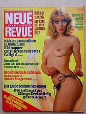 Neue Revue Nr 28/1978, Tina Presley, Simon Esters, Grace Bumbry, Jan Murray