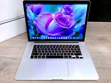 Apple MacBook Pro 15 Retina inch Intel i7 / 16Gb Ram / 1Tb Ssd / 3 Year Warranty