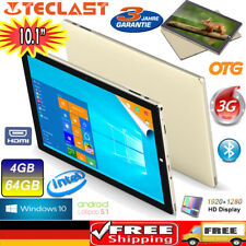 "10,1"" Teclast Tbook 10S Tablet PC Windows10+Android 5.1 2 in1 Ultrabook 4GB+64GB"