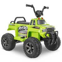 Huffy 12V Kids Ride On Toy Monster Truck W/ Walkie Talkies