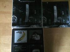 The Velvet Underground 4 CD-Box,France Only(1990)Limitiert,Ultrarar,1A,TOP!!!