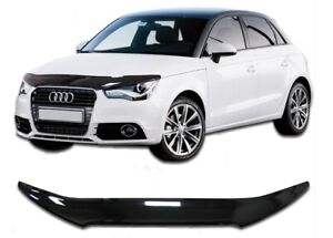 High Quality Bonnet Protector - Tinted - for Audi A1 Sportback 2010 to 2018 8X