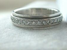 PIAGET PLATINUM POSSESSION Diamond Spinning Ring PT 950