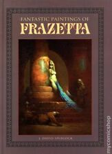 Fantastic Paintings of Frazetta HC #1-1ST VF 2020 Stock Image