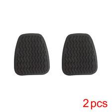 2* Car Genuine Brake / Clutch Pedal Rubber Cover Non-slip 4.7x5.8cm Accessories