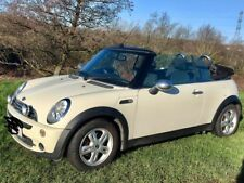 Mini One Convertible *Spares or Repair*