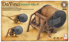 Academia-Da Vinci máquinas Serie Modelo Kit-Mecánico de tambor