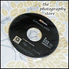 Nikon Software Suite CD Generic Digital SLR Use with View NX Transfer
