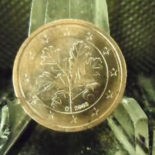 CIRCULATED 2003 2 EURO CENTS GERMAN COIN (90718)1.....FREE DOMESTIC SHIPPING!!!!