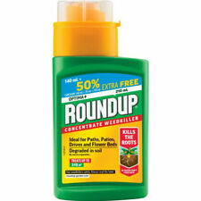 Roundup Optima+ Concentrate Weedkiller 210ml