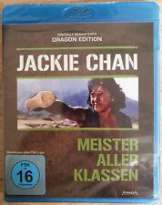 Meister Aller Klassen Bluray Jackei Chan Neu New Sealed Blu-ray Dragon Edition