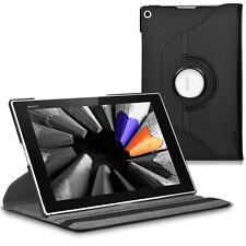 kwmobile Schutz Hülle für Sony Xperia Tablet Z2 Tasche Schwarz Case Kunstleder