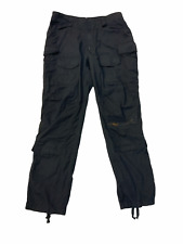 More details for used crye precision g3 black field pant ripstop tactical cargo trousers grade b