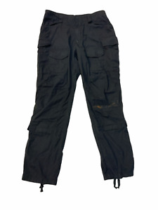 Used Crye Precision G3 Black Field Pant Ripstop Tactical Cargo Trousers Grade B