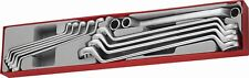 TENG TOOLS TTX6311 | 11 Piece Double Ring Spanner Set 6 - 32mm in Tray
