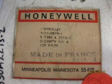 Honeywell R7380A2273-2 Dialatrol Controller Temperature Indicator 0-2200 F 120V