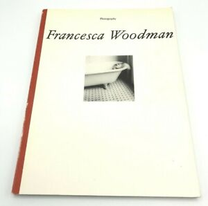 FRANCESCA WOODMAN Photographic Works Photography 1992 Softcover Book photo