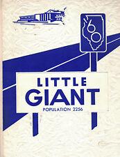 1960 Highland Park High School Yearbook, Little Giant, Highland Park, Illinois