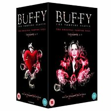 Buffy The Vampire Slayer - Series 1-7 - Complete (DVD, 2011, 39-Disc Set Box Set
