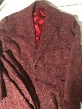 1950s Hollywood Flecked Suit Vlv Size 40 Make An Offer!