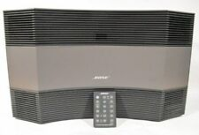 BLACK BOSE ACOUSTIC WAVE MUSIC SYSTEM CD 3000 AM/FM RADIO - GREAT CONDITION!