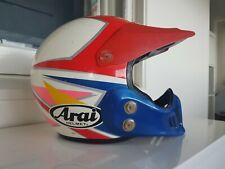 relist- Arai MX-E helmet Vmx Motocross  Vintage mx like JT Bell moto shoei