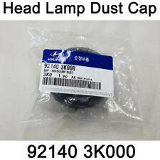 New OEM Headlamp Dust Cap 92140 3K000 for Hyundai Tucson Kia Sedona Sportage
