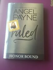 Honor Bound: Ruled 10 by Angel Payne Signed Trade Paperback