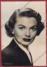 JOANNE DRU 06 ATTRICE ACTRESS CINEMA MOVIE STAR Cartolina FOT. - DEFECTS !!!