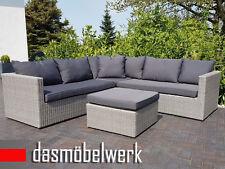 Polyrattan Lounge Set Garnituren & Sitzgruppen | eBay