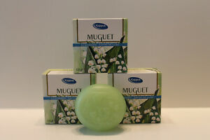Kappus Muguet Maiglöckchen Luxusseife 3 x 125 g = 375 g