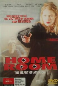 Home Room DVD Bullying Terrorist School Shooting Themes - ADULT RECOMMENDED