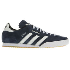 the latest 43278 c277e adidas Originals Mens Samba Super Suede Trainers -navy UK 10 EU 44.6 Js181  AA 05