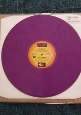 Gary Numan OTB Pure LP,  purple marbled  Vinyl, rejected 1st pressing. Rare item