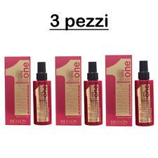 Revlon Uniq One Treatment 150 ml - Per Capelli Danneggiati - 3 PEZZI