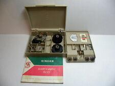 Vintage singer Accessories Box  500 500A Slant-O-Matic (NO TOOLS)